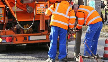 Vidange et entretien de fosses septiques